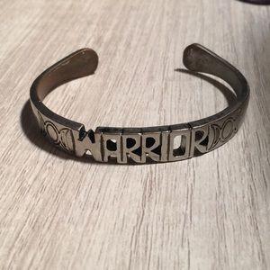 Gypsy Warrior Cuff Bracelet